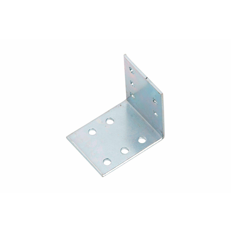 Winkelverbinder 50 mm x 50 mm x 40 mm