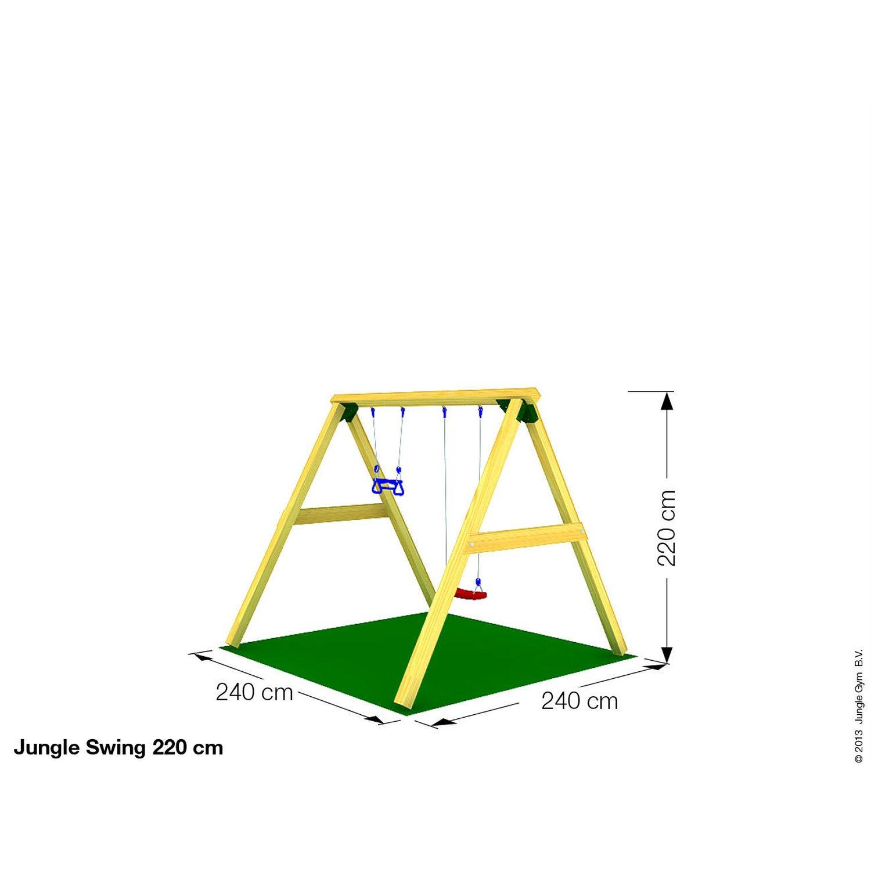 Jungle Gym Schaukel Swing 220 cm kaufen bei OBI