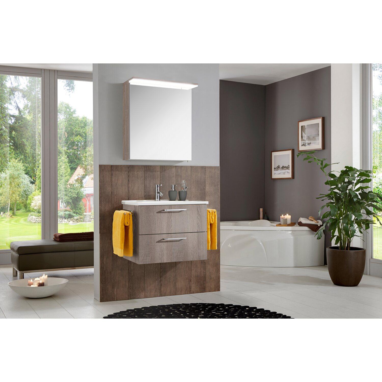 optifit badm bel set maxx 65 cm kastanie mit ausz gen 3. Black Bedroom Furniture Sets. Home Design Ideas