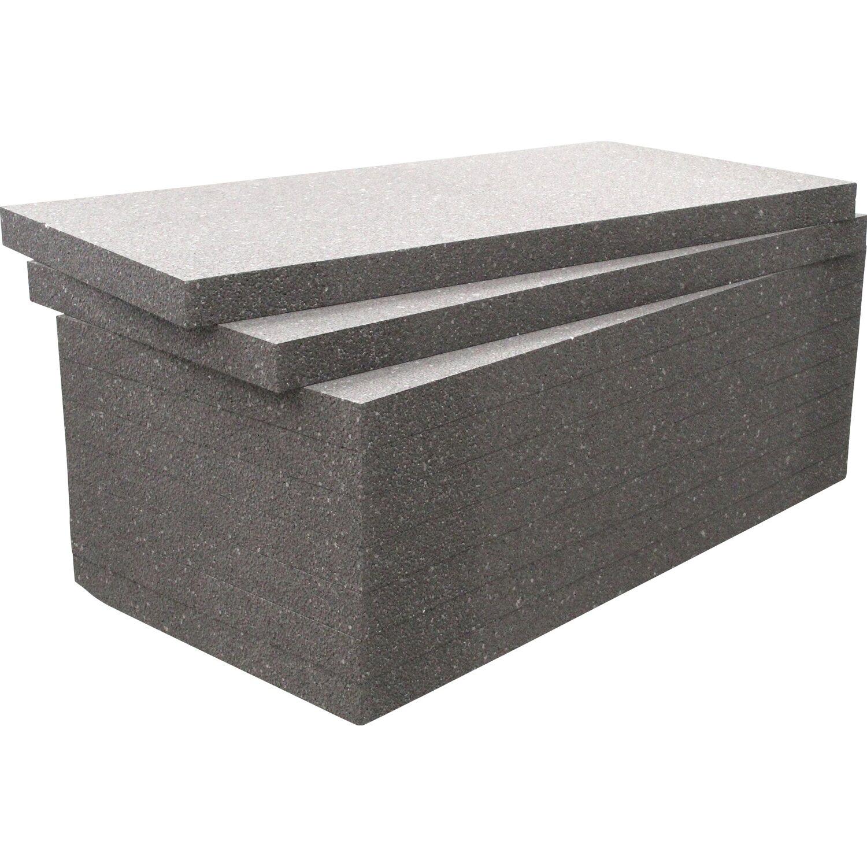 Styropor Fassadendammplatte Eps 032 Wdv Neo 80 Mm Kaufen Bei Obi