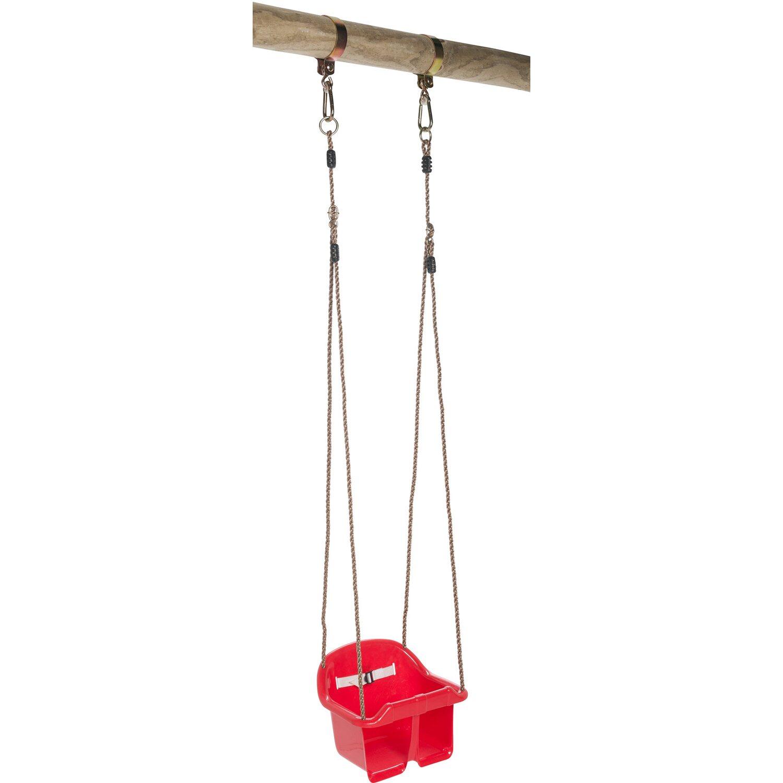 SwingKing Babyschaukel Rot kaufen bei OBI