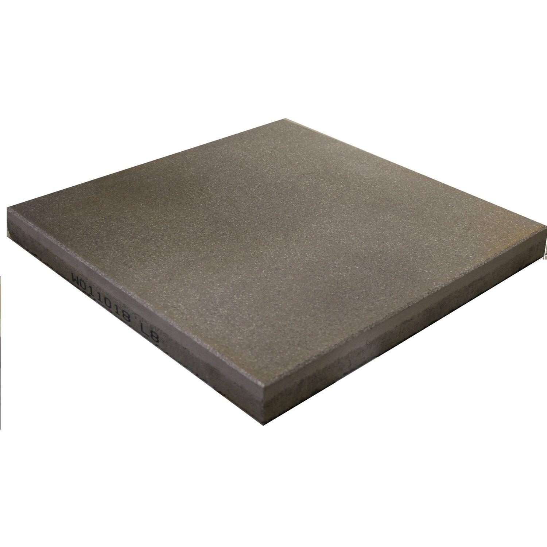 Terrassenplatte Beton Nano Tec Muschelkalk Optik Beschichtet 40 X 40