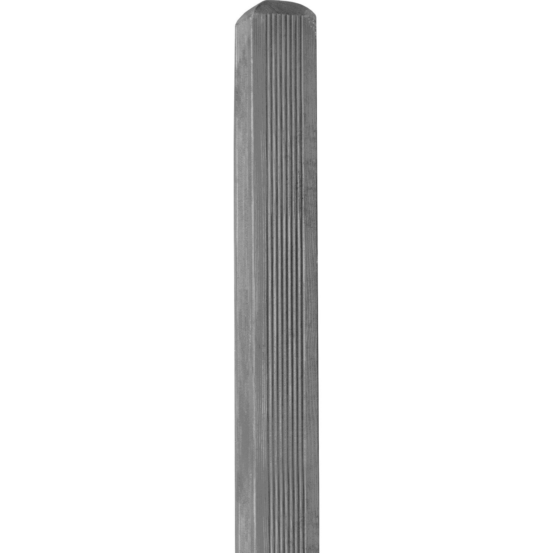 Andrewex Pfosten 120 cm Grau