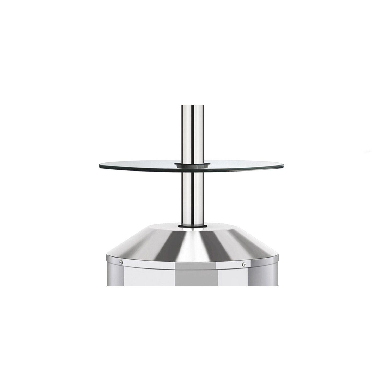 Enders Glastisch für Gas-Terrassenheizer Elegance