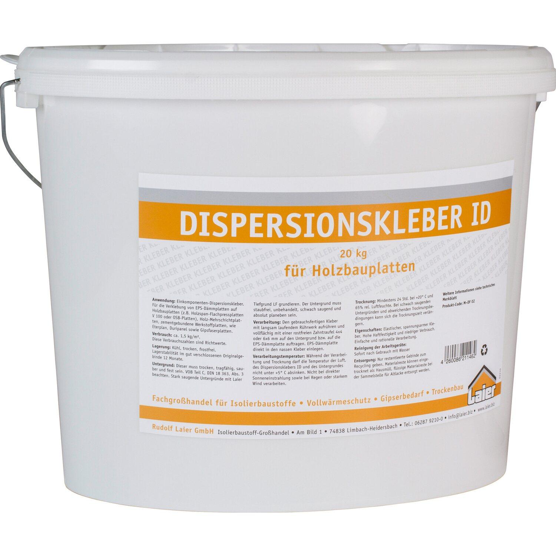 Laier Dispersionskleber ID 20 kg
