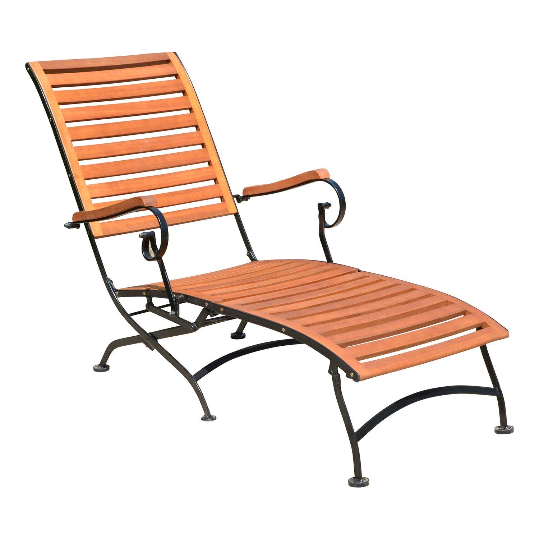 Sonnenliege Klappbar Holz.Deckchair Wien