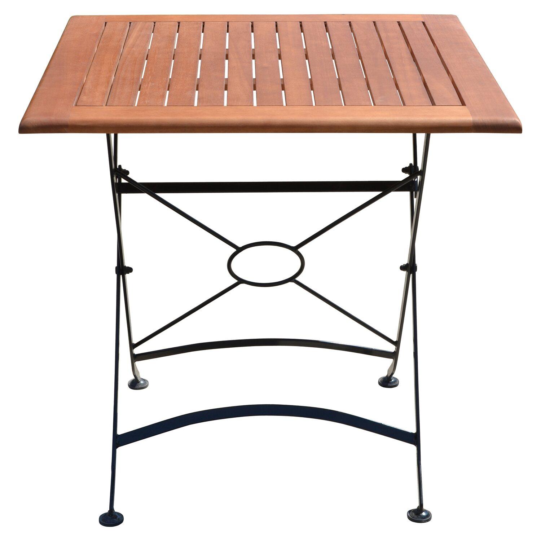 Garden Pleasure Tisch Wien 75 Cm X 75 Cm Kaufen Bei Obi
