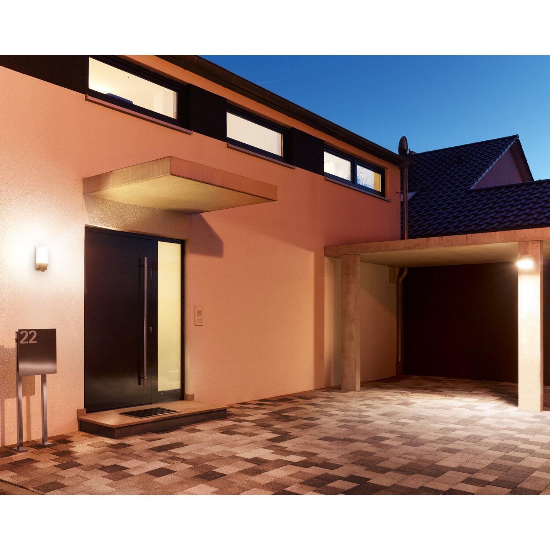 steinel au enwandleuchte eek e a mit bewegungsmelder l 1 wei kaufen bei obi. Black Bedroom Furniture Sets. Home Design Ideas