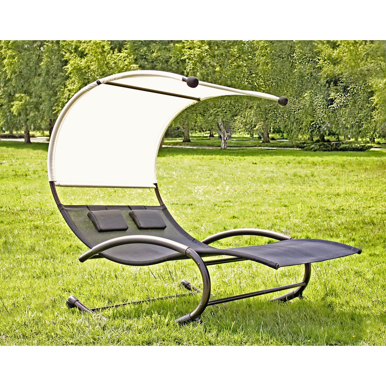 garden pleasure schaukel doppelliege santa monica kaufen. Black Bedroom Furniture Sets. Home Design Ideas