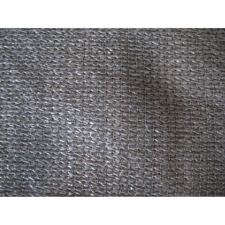 Solid Sichtschutzblende Anthrazit Grobe Struktur Aus Hdpe 120 Cm X