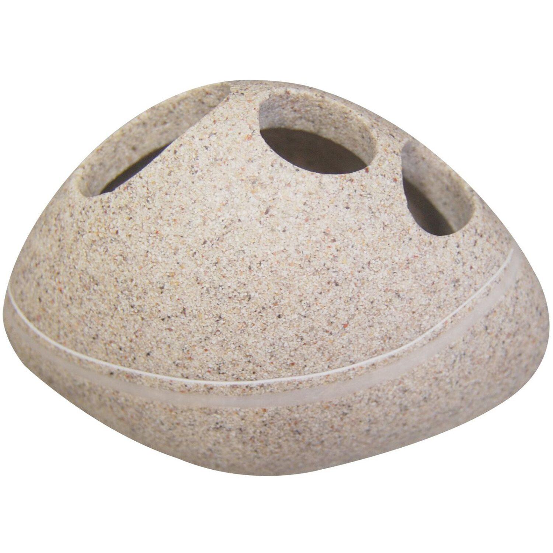 ridder zahnb rstenbecher little rock sand kaufen bei obi. Black Bedroom Furniture Sets. Home Design Ideas