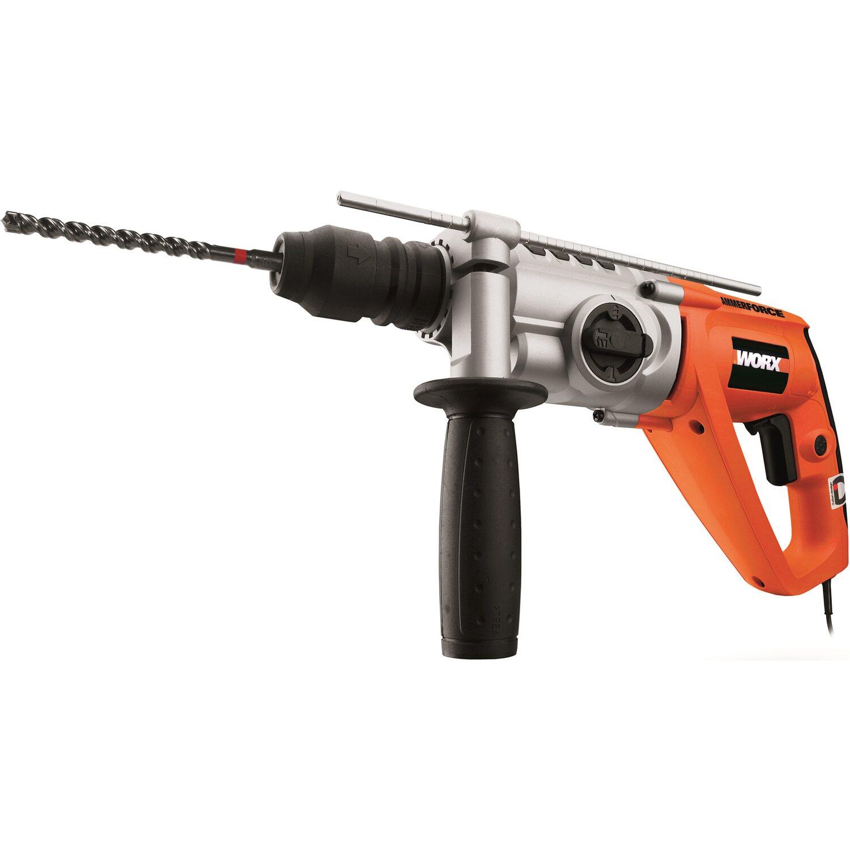 worx pneumatik-bohrhammer 710 w wx330.1 kaufen bei obi