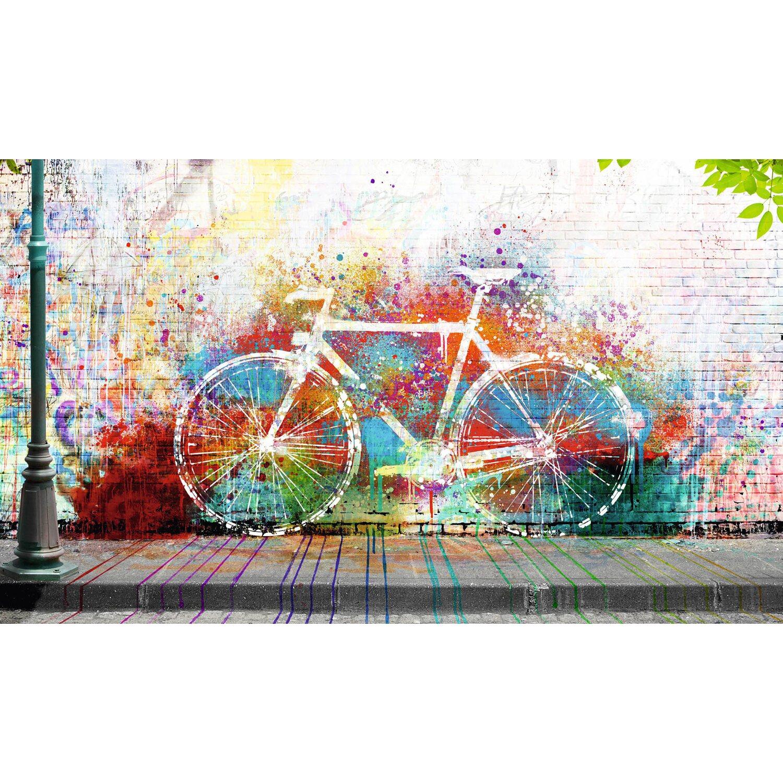 Wandgestaltung Obi : Wandbild wo ist das fahrrad cm kaufen bei obi