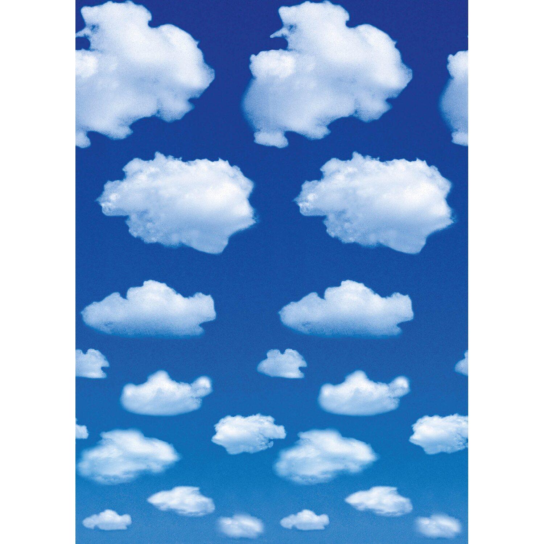 Fototapete Weisse Wolken 183 Cm X 254 Cm Kaufen Bei OBI