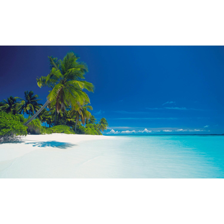 Sonstige Bild, Home affaire, »Lagune der Malediven«, 118/70 cm