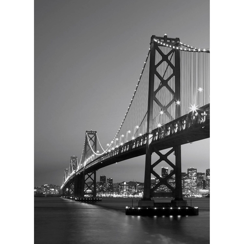 Fototapete Skyline von San Francisco 183 cm x 254 cm