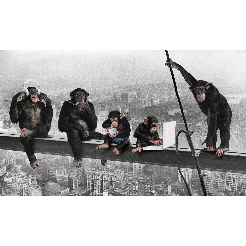 Sonstige Bild, Home affaire, »The Chimp - girder«, 118/70 cm