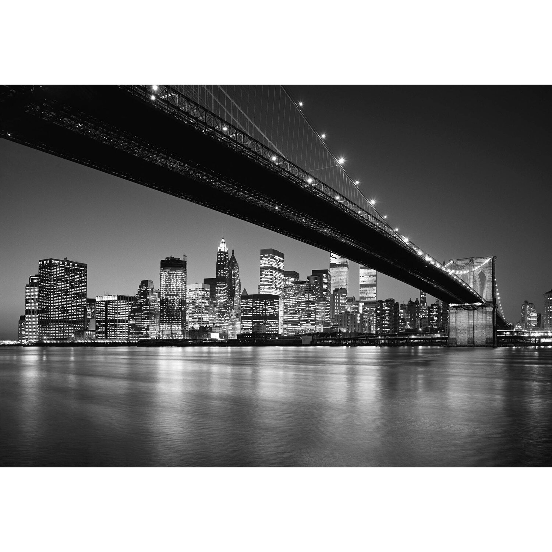 Home affaire Wandtapete, Manhattan Skyline H. S., 254/366 cm