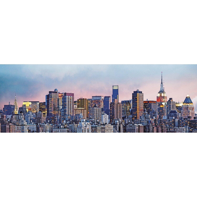 Fototapete Skyline von Manhattan 366 cm x 127 cm