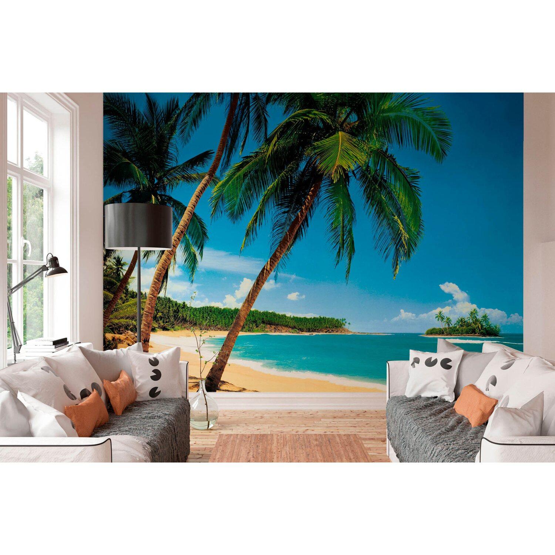 fototapete tropische insel 366 cm x 254 cm kaufen bei obi. Black Bedroom Furniture Sets. Home Design Ideas
