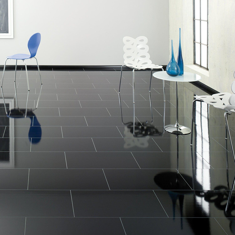 elesgo laminatboden superglanz maxi v5 color black kaufen bei obi. Black Bedroom Furniture Sets. Home Design Ideas