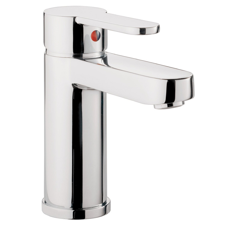 Sanitop-Wingenroth Einhebelmischer-Waschbeckenarmatur Sanmix Style Chrom | Bad > Armaturen > Waschtischarmaturen | Sanitop-Wingenroth