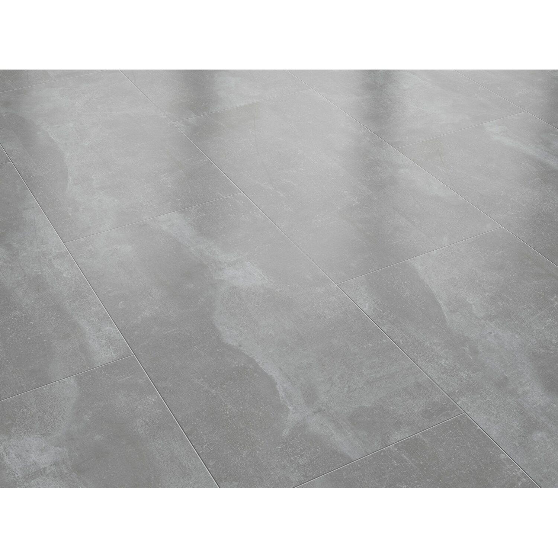 vinylboden grau fliesenoptik vg09 kyushucon. Black Bedroom Furniture Sets. Home Design Ideas