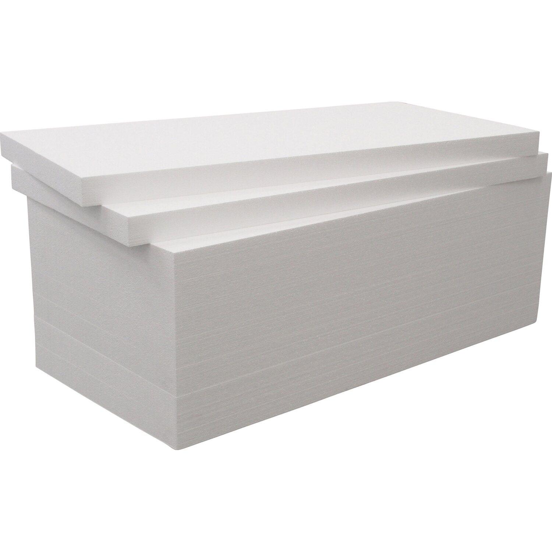 styropor bodend mmplatte eps 035 deo 100kpa 100 mm kaufen bei obi. Black Bedroom Furniture Sets. Home Design Ideas