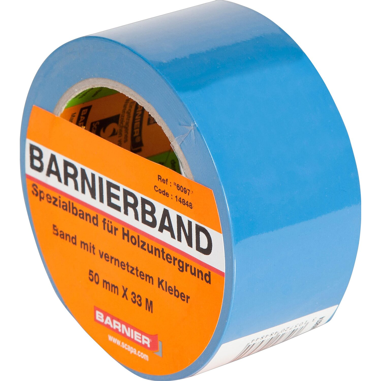 Sonstige Klebeband Barnier 50 mm Blau 33 m