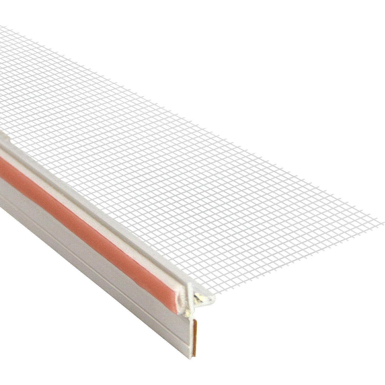 Anputzleiste 9 mm LP-Silicon elastic 2,40 m