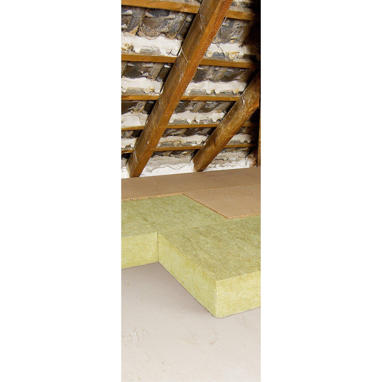 rockwool tegarock dachbodendämmung wlg 035 180 mm kaufen bei obi