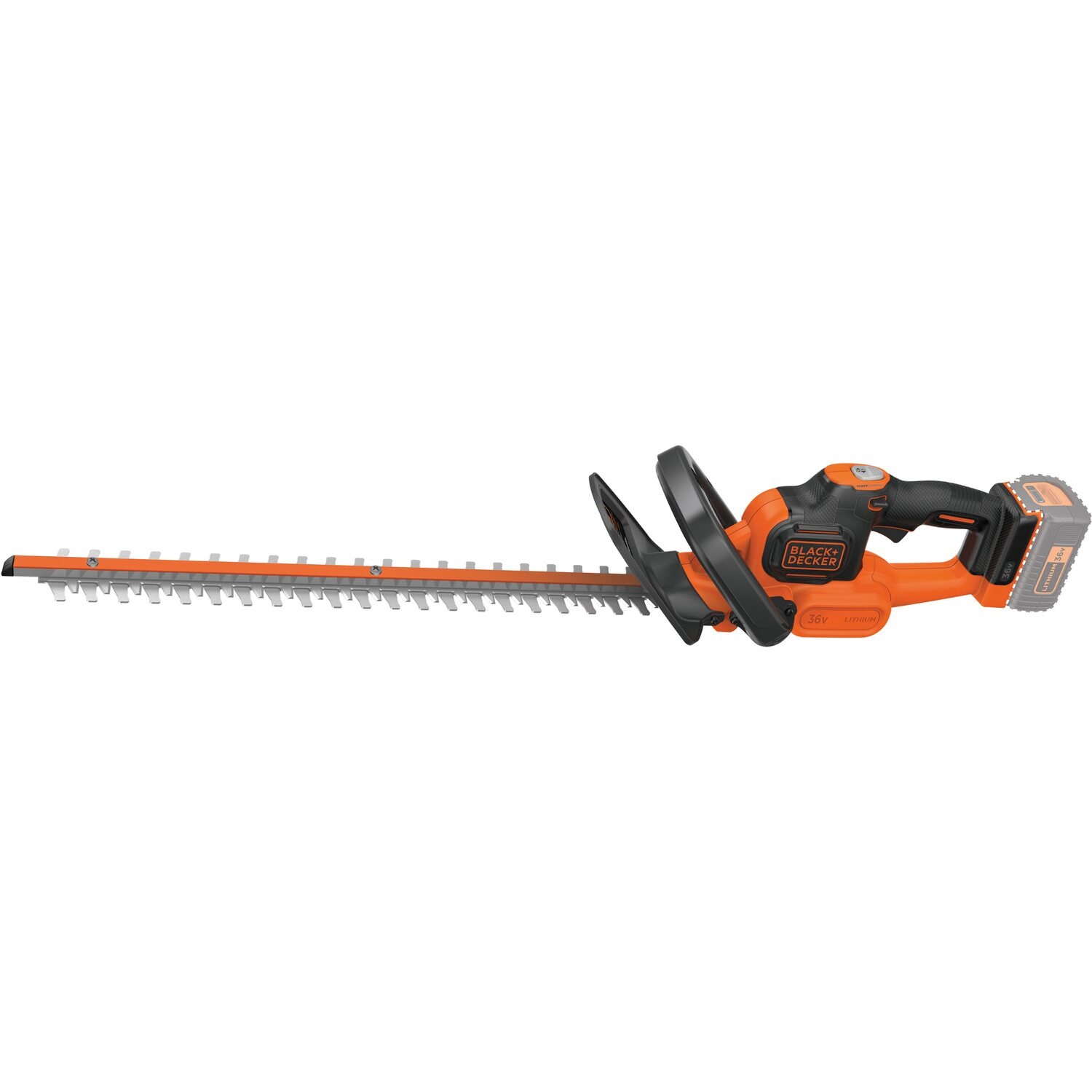 Gut gemocht Black+Decker Akku-Heckenschere Powercommand GTC3655PCLB Basis 36 V VA68