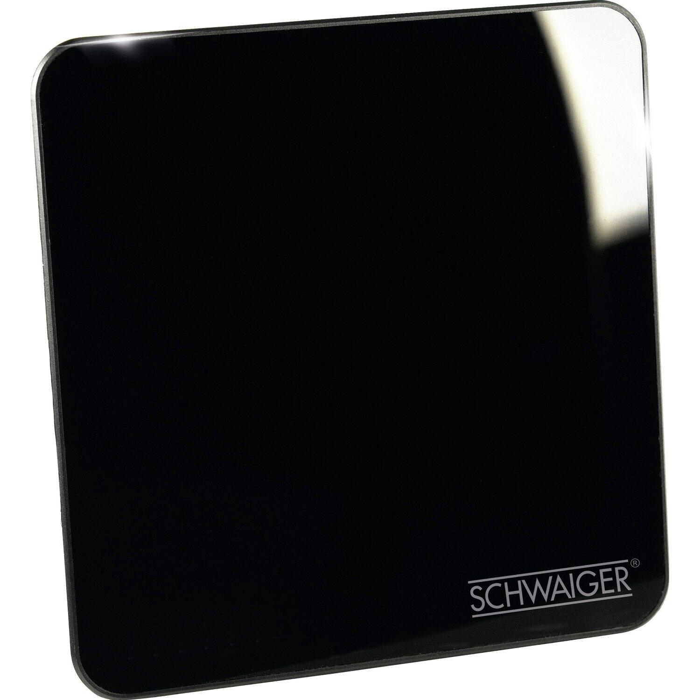 schwaiger za8970 011 dvb t zimmerantenne aktiv schwarz kaufen bei obi. Black Bedroom Furniture Sets. Home Design Ideas