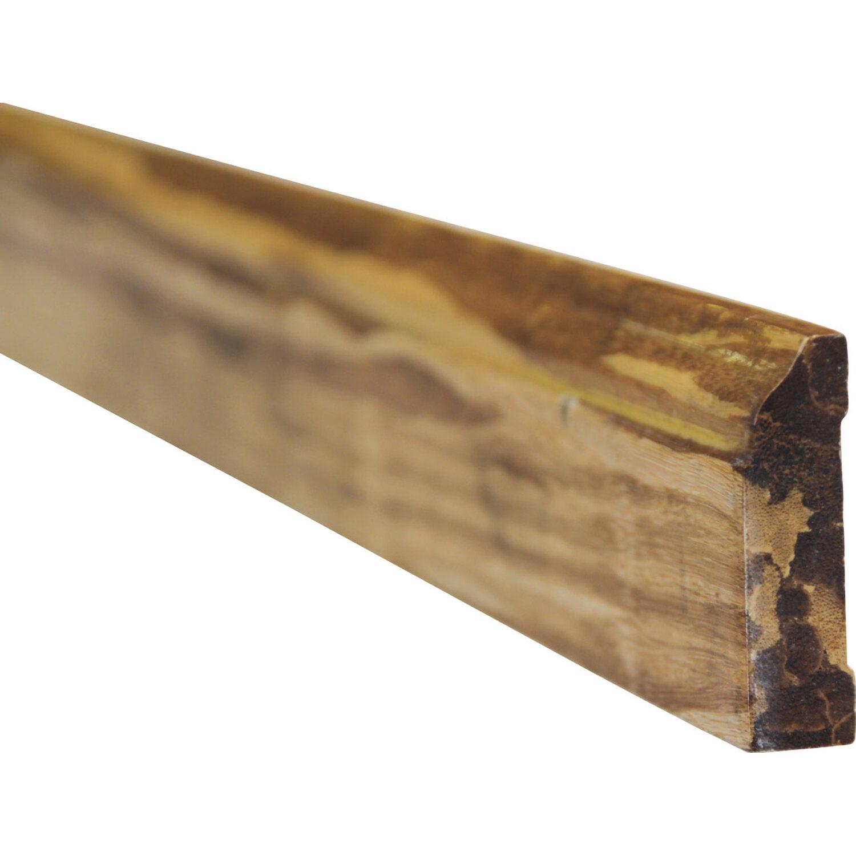 Bamboo for life  Parkett Bambus Sockelleiste Lifeline Tiger