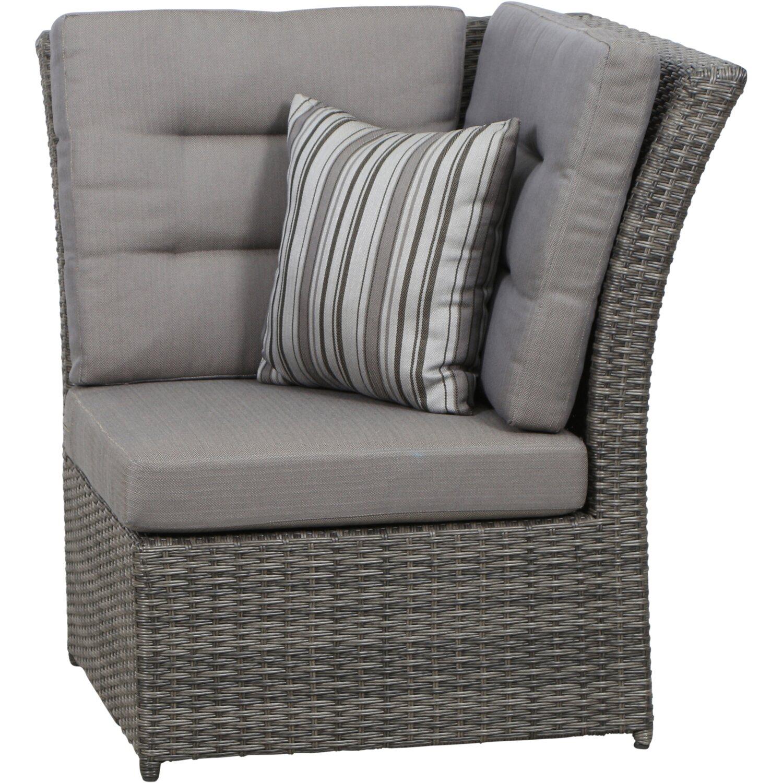 Siena Garden Lounge Set Porto 5 tlg 82 5 cm x 137 cm x 90 cm