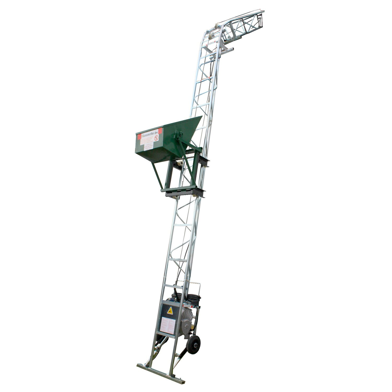 Hämmerlin Haemmerlin Bauaufzug Castor Steel 10 Meter Maurerausführung