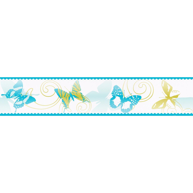 A.S. Creation Borte Schmetterlinge Blau