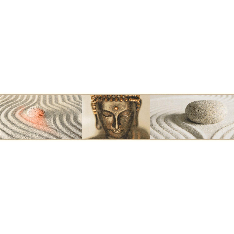 A.S. Creation Borte Buddha Creme | Baumarkt > Wand und Decke > Bordüren | Beige
