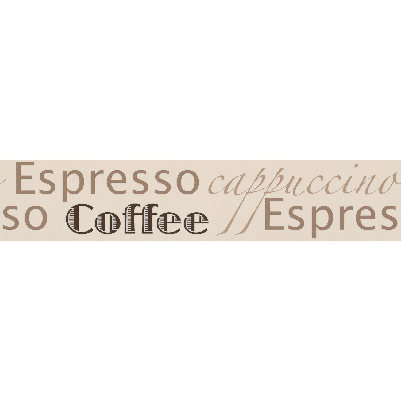 A.S. Creation Borte Espresso Beige
