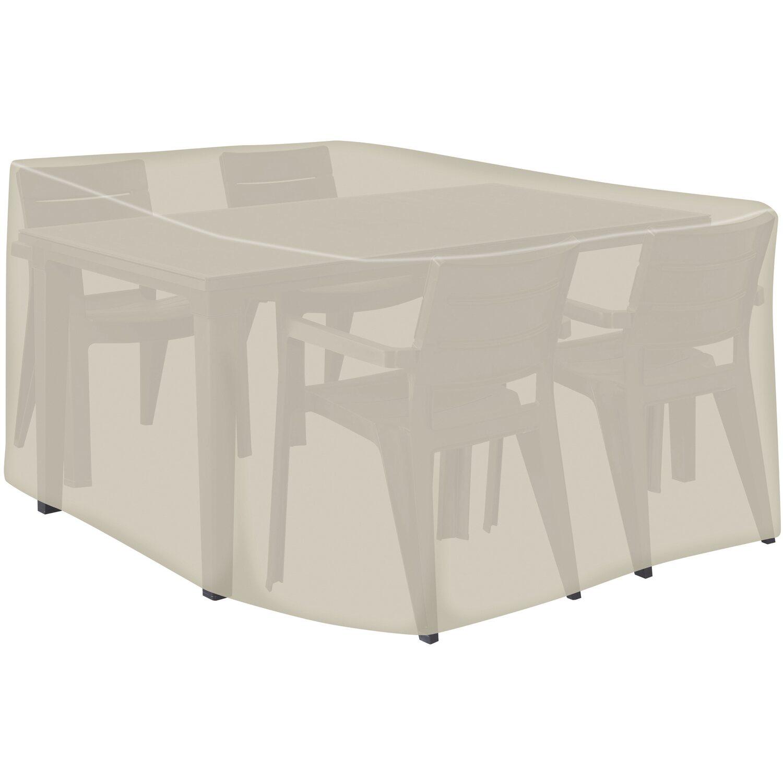tepro abdeckhaube f r rechteckige sitzgruppe kaufen bei obi. Black Bedroom Furniture Sets. Home Design Ideas