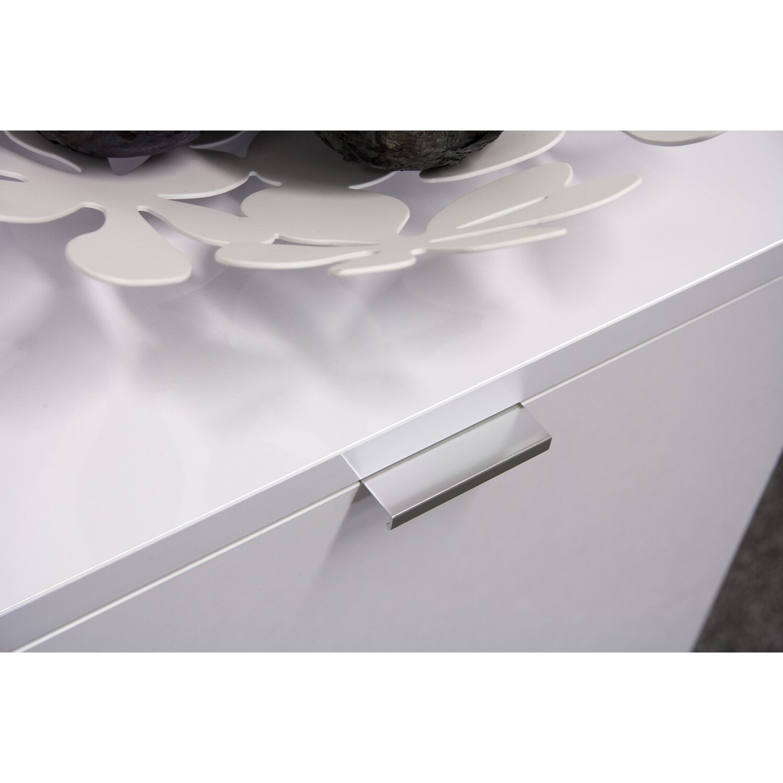 86 wohnzimmer highboard in weiss mit glaseinsatz jetzt bestellen unter wohnzimmer. Black Bedroom Furniture Sets. Home Design Ideas