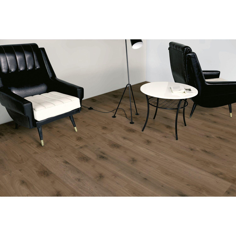 obi laminatboden comfort walnut tobacco kaufen bei obi. Black Bedroom Furniture Sets. Home Design Ideas