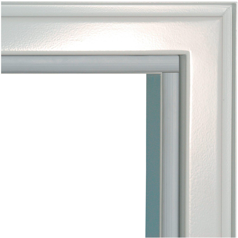 Tür standardmaß  Stahl Standard-Eckzarge 750 mm x 2000 mm DIN Links und Rechts ...