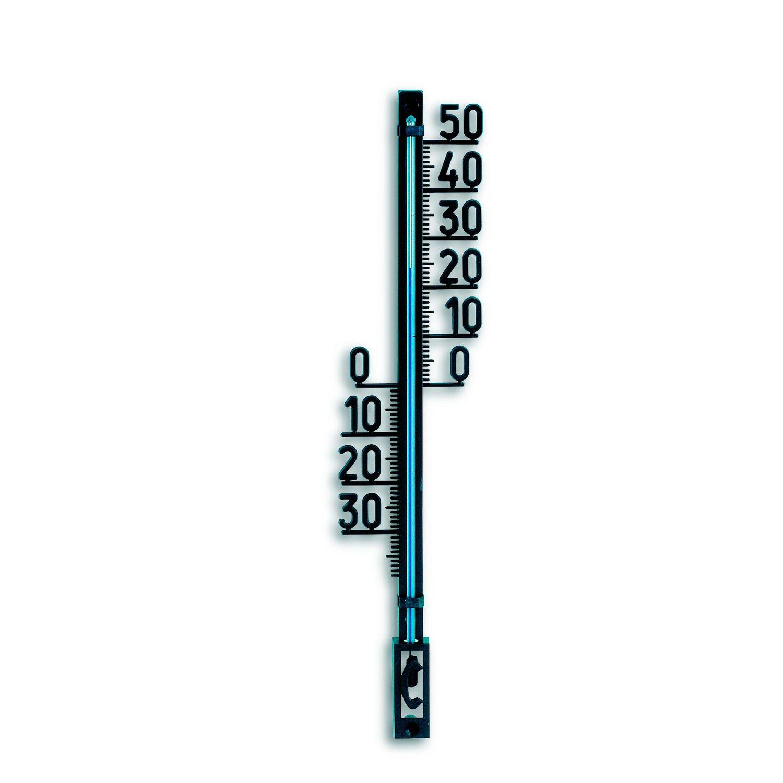 TFA Außenthermometer Schwarz