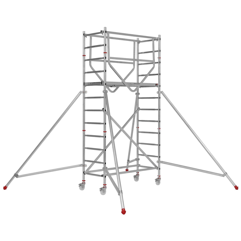 Hymer  Fahrgerüst Advanced Safe-T 7090 Arbeitshöhe: Ca. 3,64 m