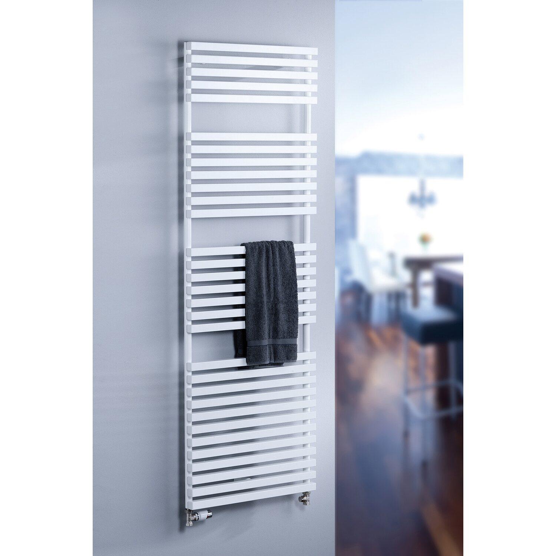 schulte design heizk rper genf mit anschluss von unten 437 w alpinwei kaufen bei obi. Black Bedroom Furniture Sets. Home Design Ideas