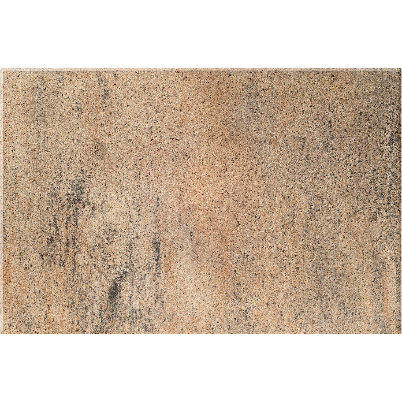 Diephaus Terrassenplatte Beton Corso Muschelkalk 60 cm x 40 cm x 4 cm
