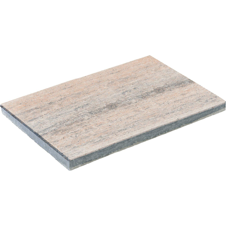 Terrassenplatte Beton Corso Muschelkalk 60 Cm X 40 Cm X 4 Cm Kaufen