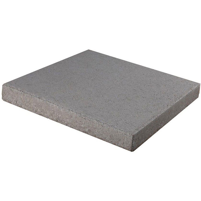 EHL Gehwegplatte Beton Grau 30 x 30 x 5 cm