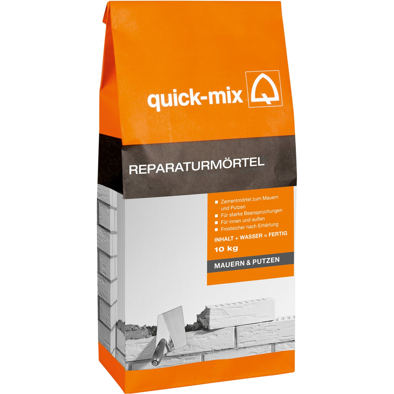 Quick Mix Reparaturmortel 10 Kg Kaufen Bei Obi